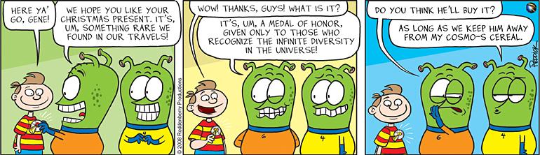Strip 61: IDIC