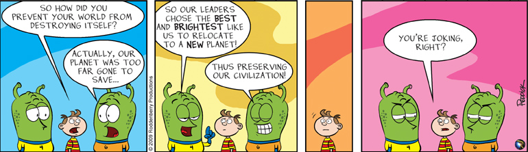 Strip 102: The Best & Brightest