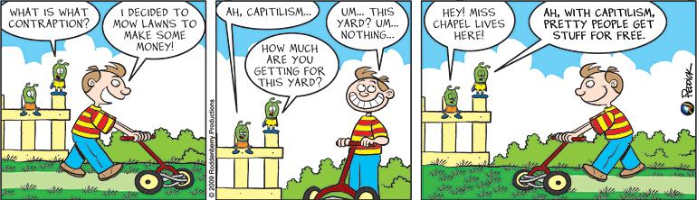 Strip 111: Capitalism