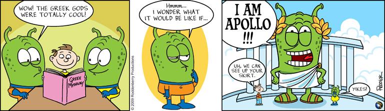 Strip 133: Apollo