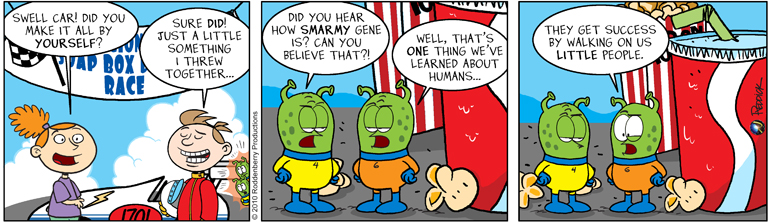 Strip 278: The Little People