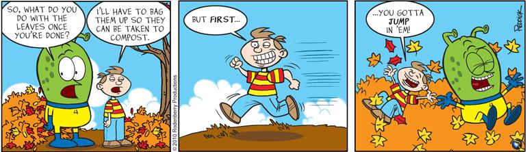Strip 293: Jump In