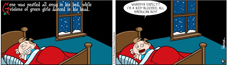 Strip 300: All-American Boy