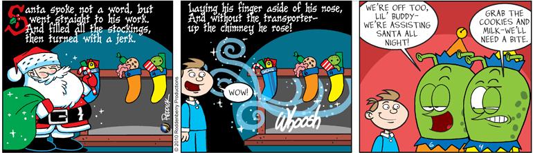Strip 309: Off He Went