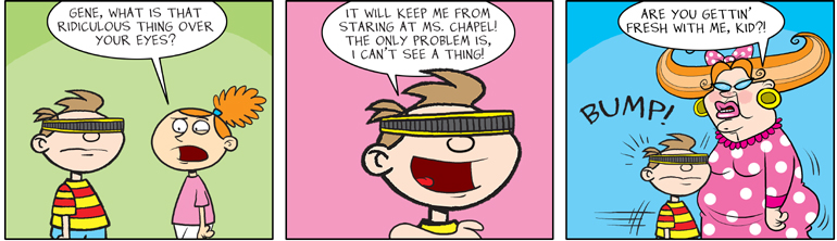 Strip 329: Eyewear