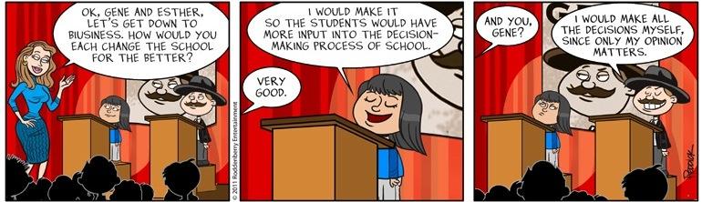Strip 452: Opinion