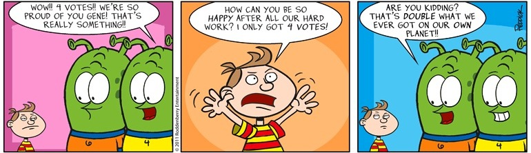 Strip 459: 4 Votes