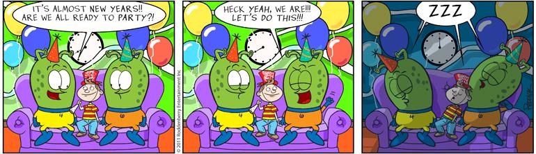 Strip 469: Party