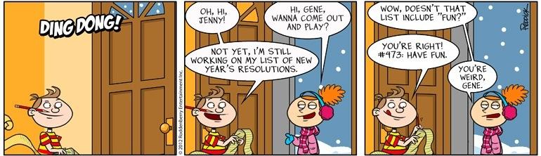 Strip 475: Have Fun