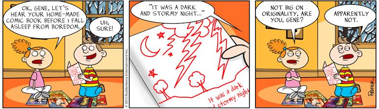 Strip 487: Originality